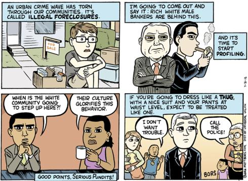 profiling bankers
